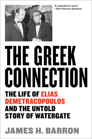 The Greek Connection by James H. Barron