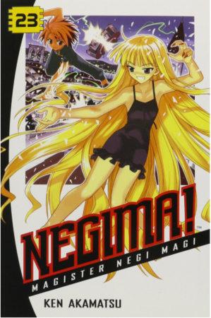 Negima! 23 by Ken Akamatsu