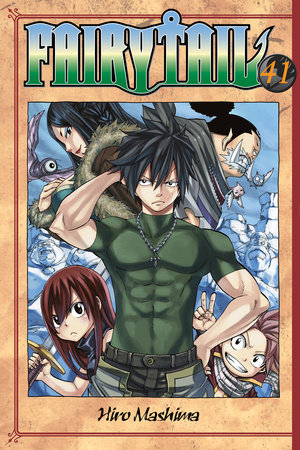 FAIRY TAIL 41 by Hiro Mashima