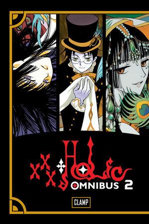 xxxHOLiC Omnibus 2 by CLAMP
