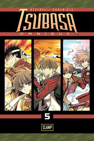 Tsubasa Omnibus 5 by CLAMP
