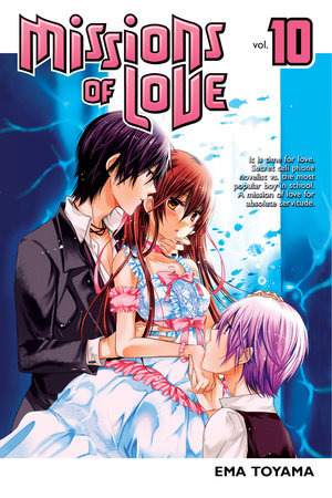 Missions of Love 10 by Ema Toyama