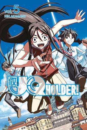 UQ HOLDER! 5 by Ken Akamatsu
