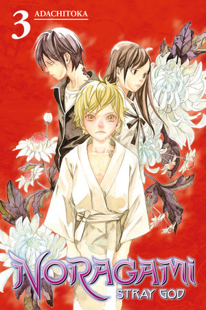Noragami: Stray God 3 by Adachitoka