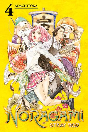 Noragami: Stray God 4 by Adachitoka