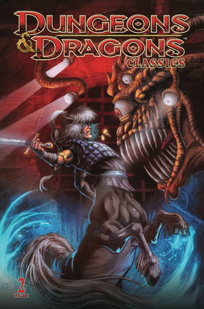 Dungeons & Dragons Classics Volume 2 by Jeff Grubb and Dan Mishkin