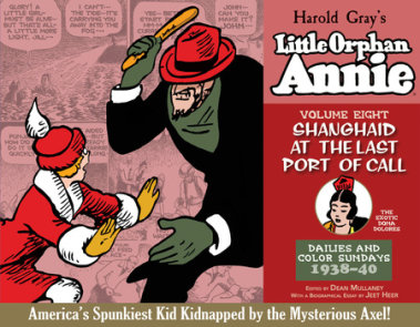Complete Little Orphan Annie Volume 8
