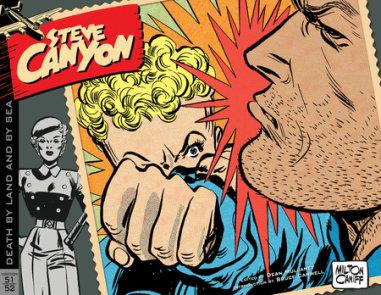 Steve Canyon Volume 3: 1951-1952