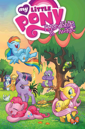 My Little Pony: Friendship is Magic Volume 1 by Katie Cook
