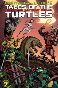 Tales of the Teenage Mutant Ninja Turtles Volume 2