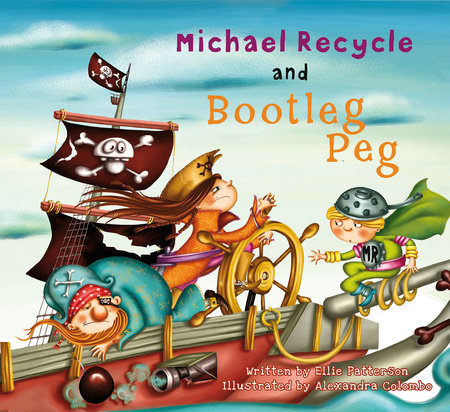 Michael Recycle and Bootleg Peg by Ellie Patterson