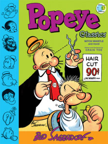 Popeye Classics: Witch Whistle and more!