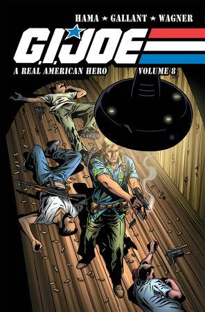 G.I. JOE: A Real American Hero, Vol. 8