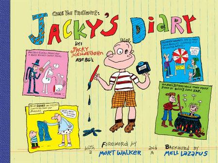 Jacky's Diary by Jack Mendelsohn