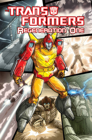 Transformers: Regeneration One Volume 4 by Simon Furman