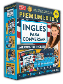 Inglés en 100 días - Inglés para conversar - Premium Edition (Libro + 6 DV's + 4 CD's) / English in 100 Days - Conversational Englis. Premium Edition