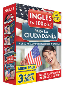 Curso de Inglés en 100 días para la ciudadanía / Prepare for Citizenship with English in 100 Days for Citizenship Audio Pack