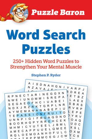 Puzzle Baron's Word Search Puzzles by Puzzle Baron
