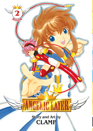 Angelic Layer Volume 2 by CLAMP