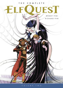 The Complete Elfquest Volume 2