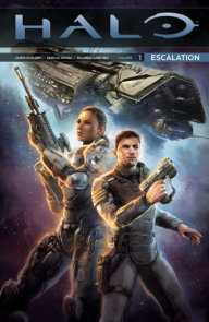 Halo: Escalation Volume 1