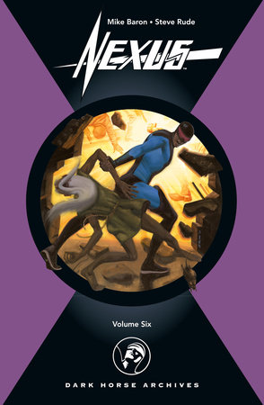 Nexus Omnibus Volume 6 by Mike Baron