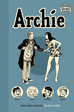 Archie Archives Volume 11 by Various