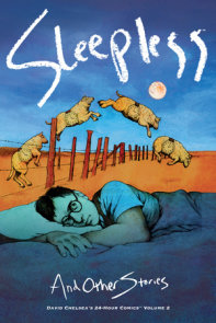 Sleepless and Other Stories: David Chelsea's 24-Hour Comics Volume 2