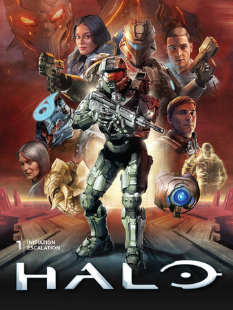 Halo: Library Edition Volume 1 by Chris Schlerf