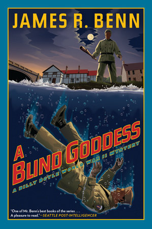 A Blind Goddess by James R. Benn
