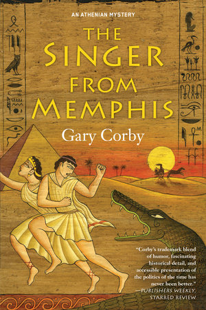 The Singer from Memphis by Gary Corby