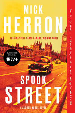 Spook Street by Mick Herron