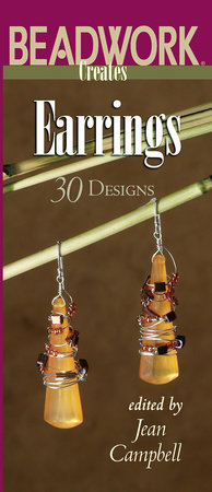 Beadwork Creates Earrings by Jean Campbell