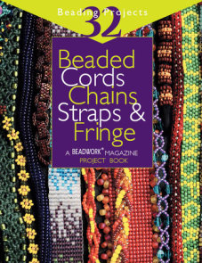 Beaded Cords, Chains, Straps & Fringe