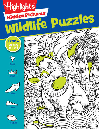 Wildlife Puzzles by