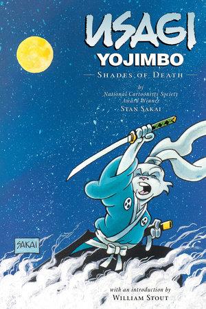 Usagi Yojimbo Volume 8: Shades of Death by Stan Sakai