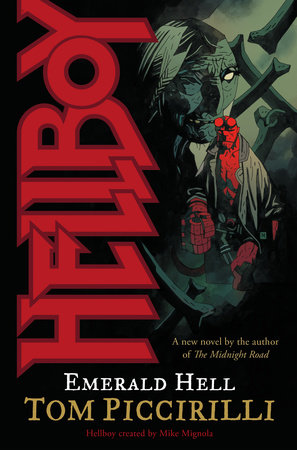 Hellboy: Emerald Hell