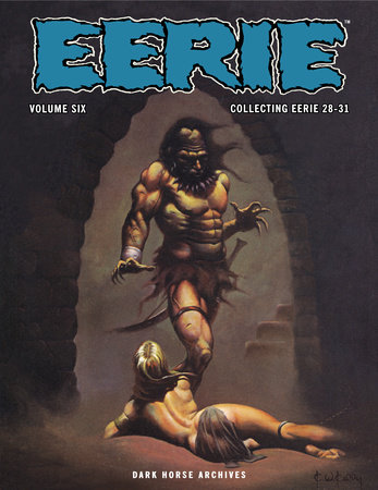 Eerie Archives Volume 6 by Various