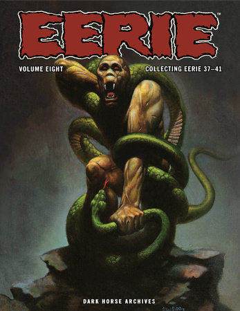 Eerie Archives Volume 8 by Various