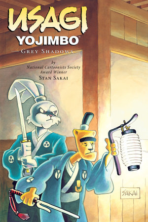 Usagi Yojimbo Volume 13: Grey Shadows