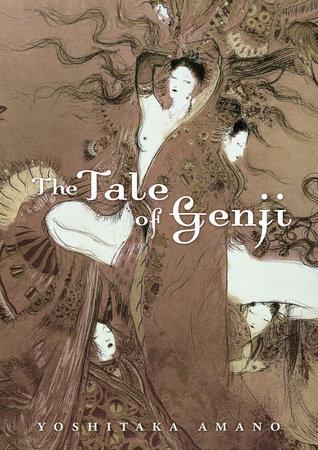 The Tale of Genji by Yoshitaka Amano
