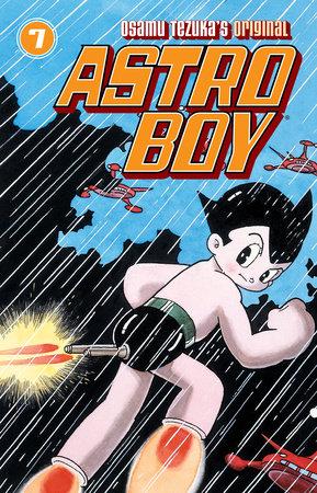 Astro Boy Volume 7 by Osamu Tezuka