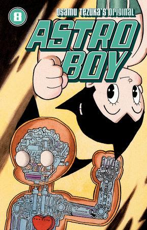 Astro Boy Volume 8 by Osamu Tezuka