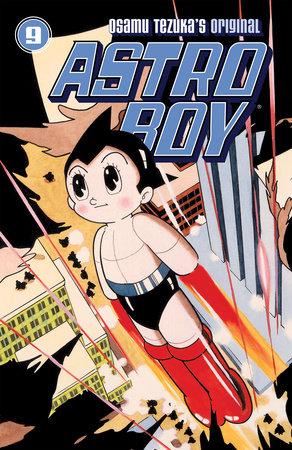 Astro Boy Volume 9 by Osamu Tezuka