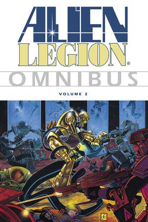 Alien Legion Omnibus Volume 2 by Various