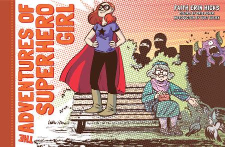 The Adventures of Superhero Girl