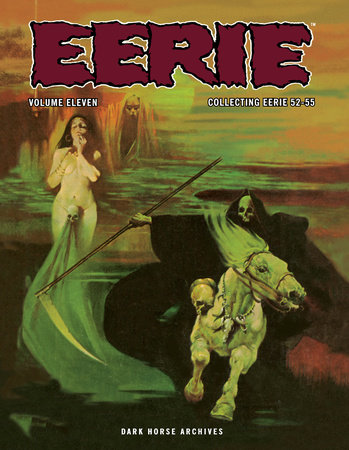 Eerie Archives Volume 11 by Various