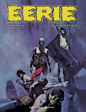 Eerie Archives Volume 12 by Various