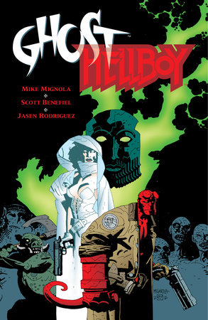 Ghost/Hellboy Special by Mike Mignola, Various Artists