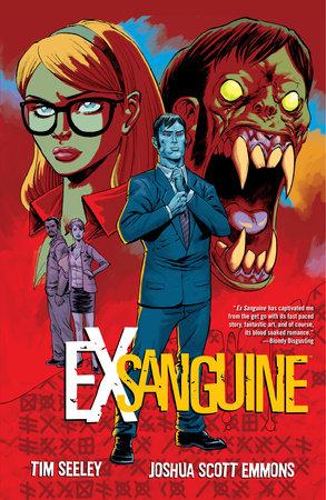 Ex Sanguine by Tim Seeley and Joshua Scott Emmons